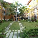 Bellasera's Courtyard