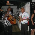 Nightly Entertainment - These Guys were great!