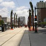 Street improvments and trolley to French Quarters