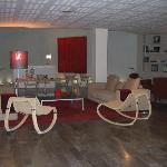 Lounge/Lobby of Hotel