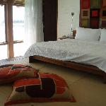 Bedroom (most comfortable bed ever!)