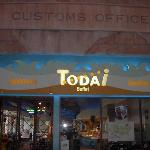 Front of Todai Las Vegas