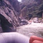 Our white water rafting excursion! fun fun fun!