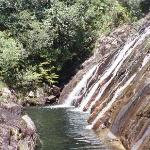 Manakin Falls - great for swimming and relaxing