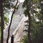Temple at Tikal