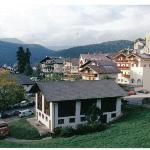 Castelrotto village in the Dolomites