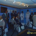 Great Blacks in Wax Museum