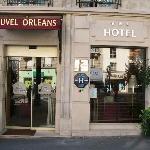 Best Western Nouvel Orléans Montparnasse Photo