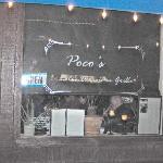 Poco's Exterior