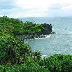 Short walk to view the gorgeous coastline