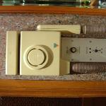 old hair dryer