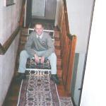 Stairway - Hotel Printemps