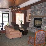 Lobby at Red Lion Canyon Springs