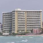 Window View - Sheraton Waikiki Photo