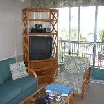 Another interior shot, 1-bedroom condo