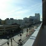 """A view of the so called bad area """"Canal Street"""""""
