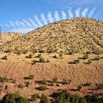 views of high atlas mountains