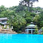 Diamond Cliff top pool