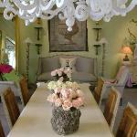 Custom French Dining Room Table at 21