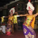 Benny's Balinese Dancers