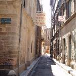 Photo de Hotel le Medieval