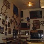 Inside Harleys Pub