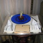 A wonderfully decadent cake