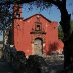 First church of San Miguel