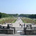 and nice formal gardens!