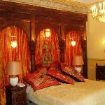 Our Room:  Silk Road