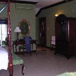Suite entrance area