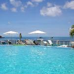 Main Pool and Sun Deck