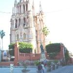 La Parroquia Church