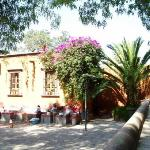 San Miguel scene