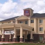 Comfort Suites Texas Ave. Foto