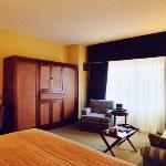 Room 530, Doubletree O'Hare