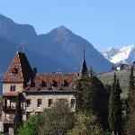 Castello Schloss Labers in April 2005