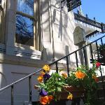Street level - Drury Inn Riverwalk