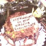 this is our cake