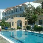 Foto di Hotel Ilyssion