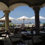 Beach-front Restaurant