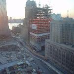 View of ground zero