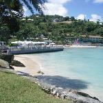 Main Beach at Blue Waters