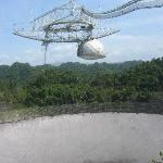 telescope at arecibo