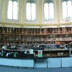 Reading room of the British Museum