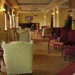 Beautiful elegant lobby