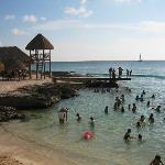 Public Beach south of Casa Mexicana