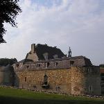 Landscape - Chateau D'Etoges Photo