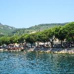 View of Lake front at Garda