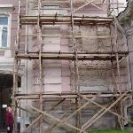 Does this scaffolding look safe to you